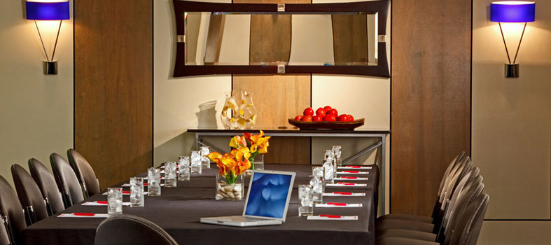 Sala de reuniones Kimpton Hotel George - Reuniones pequeñas en Washington, DC