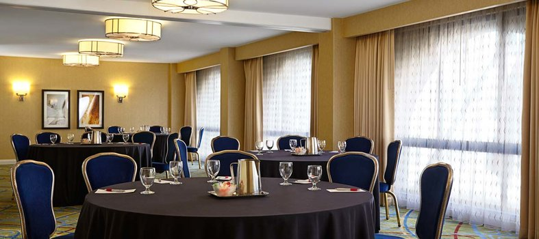 Executive meetings in Washington, DC - Washington Marriott Georgetown Monroe Conference Room