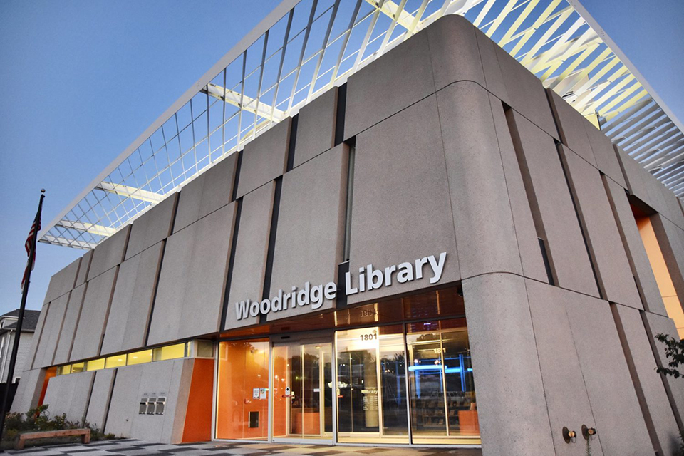 DC Public Library - Woodbridge