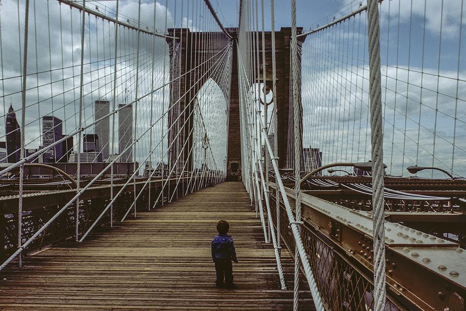 Die Türme des WTC: 51 Jahre Fotografien von Camilo José Vergara