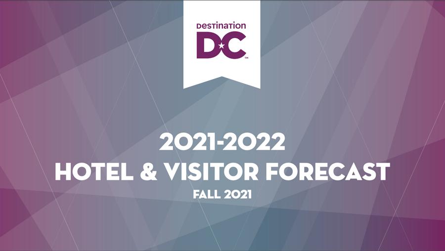 2021-2022 Hotel- und Besucherprognose - Herbst 2021