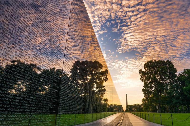 Visiting the Vietnam Veterans Memorial in Washington, DC | Washington DC