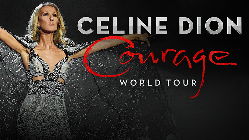 Celine Dion at Capital One Arena