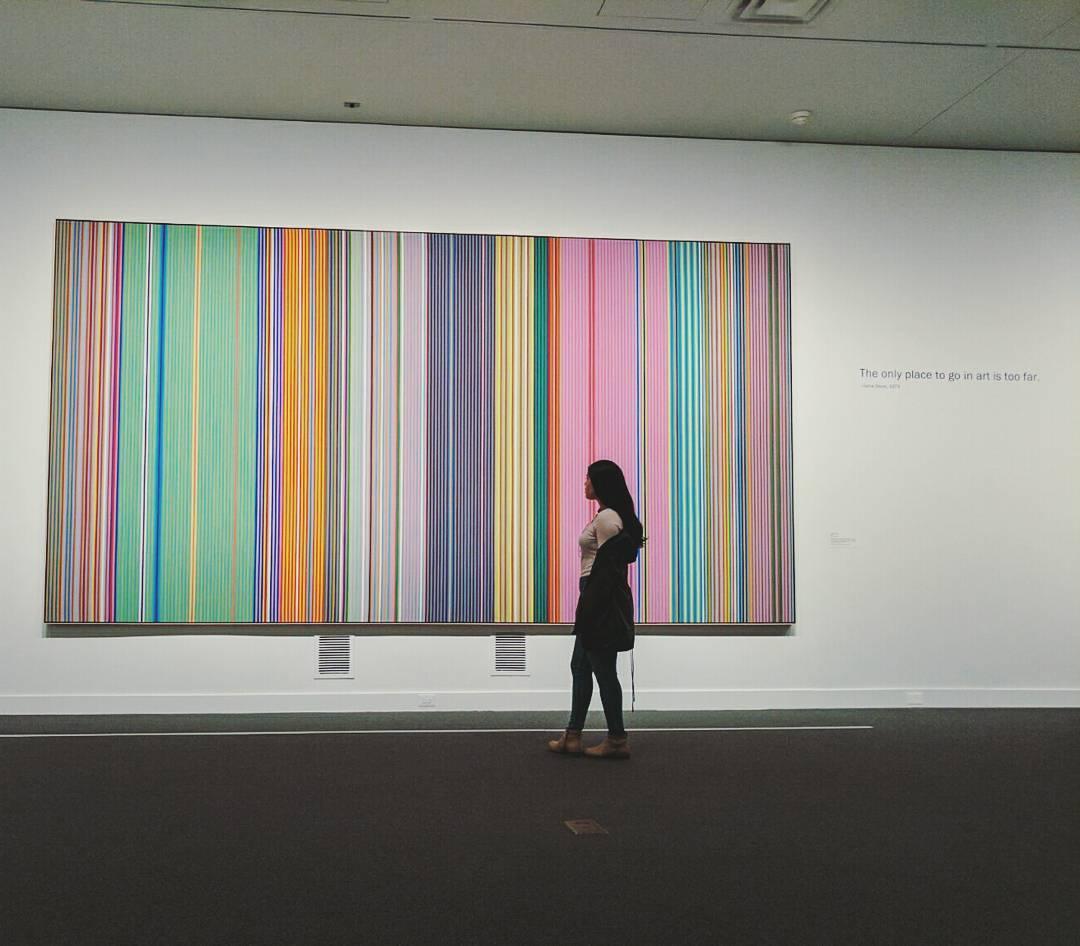 @a_matos - Kunstwerk im Smithsonian American Art Museum - Free Museum in Washington, DC