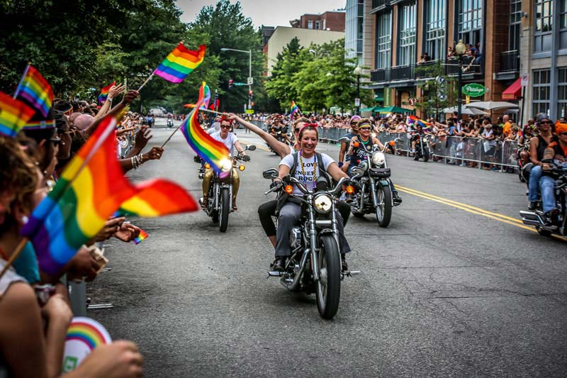 Capital Pride Parade - Summer Parades and Festivals in Washington, DC