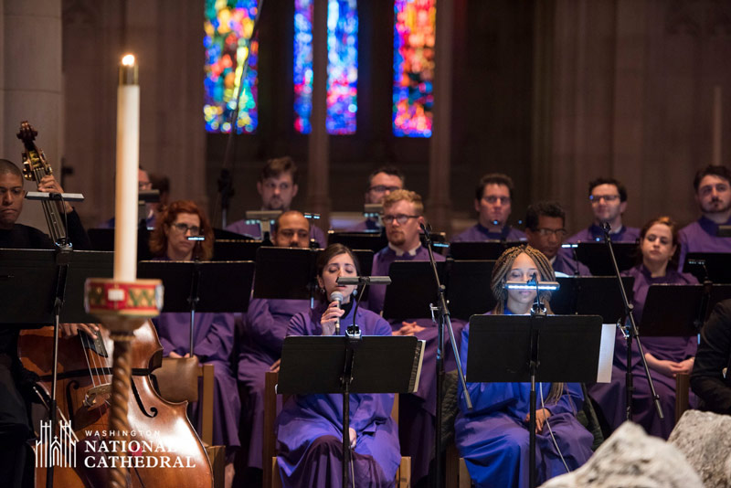 Chorus at Washington National Cathedral in Upper Northwest - Things to Do in Washington, DC
