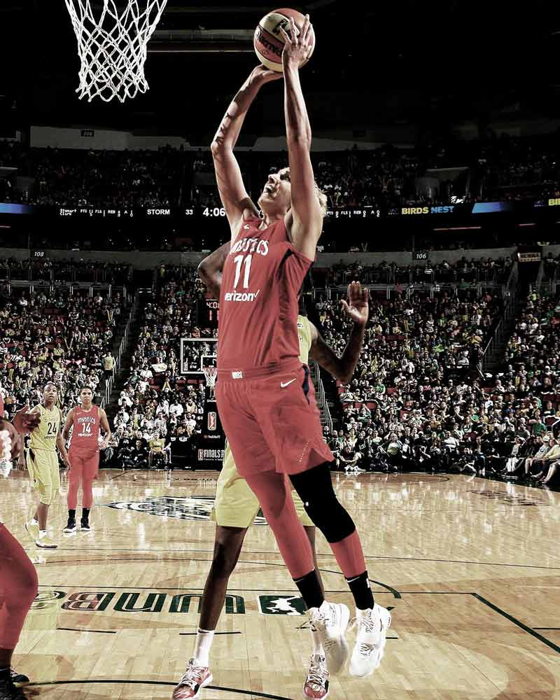 Can't-miss Washington, DC athletes and superstars - Elena Delle Donne of the Washington Mystics