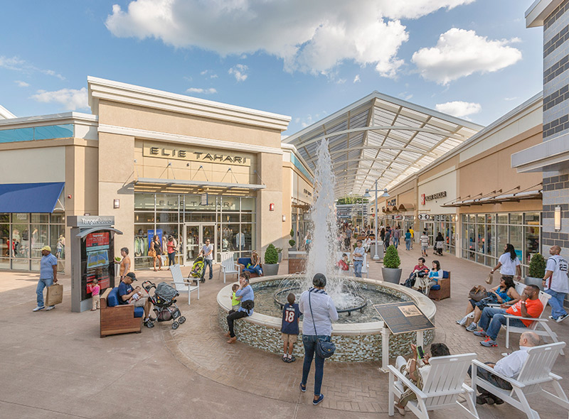 Tanger Shopping Outlets at National Harbor in Maryland - Where to Shop Near Washington, DC