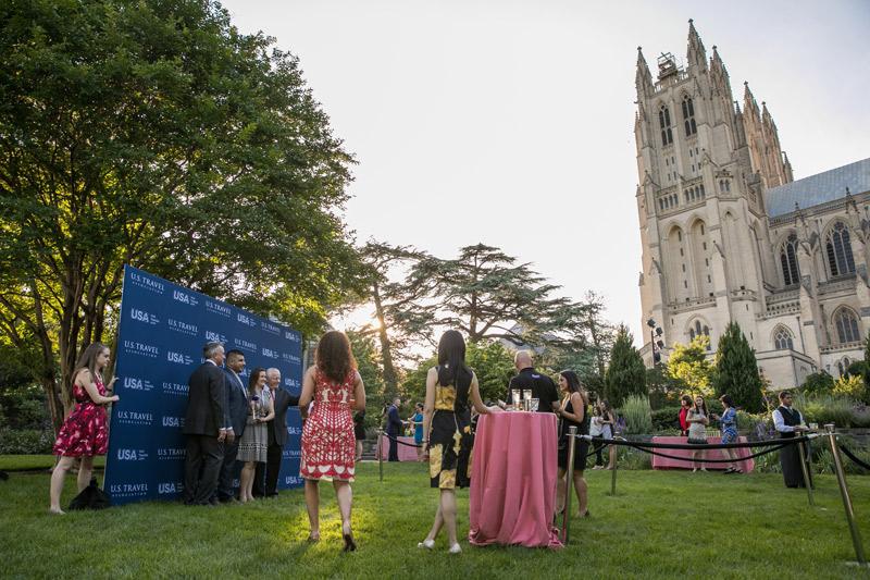 Veranstaltung in der Washington National Cathedral - Einzigartiger Tagungsort in Washington, DC