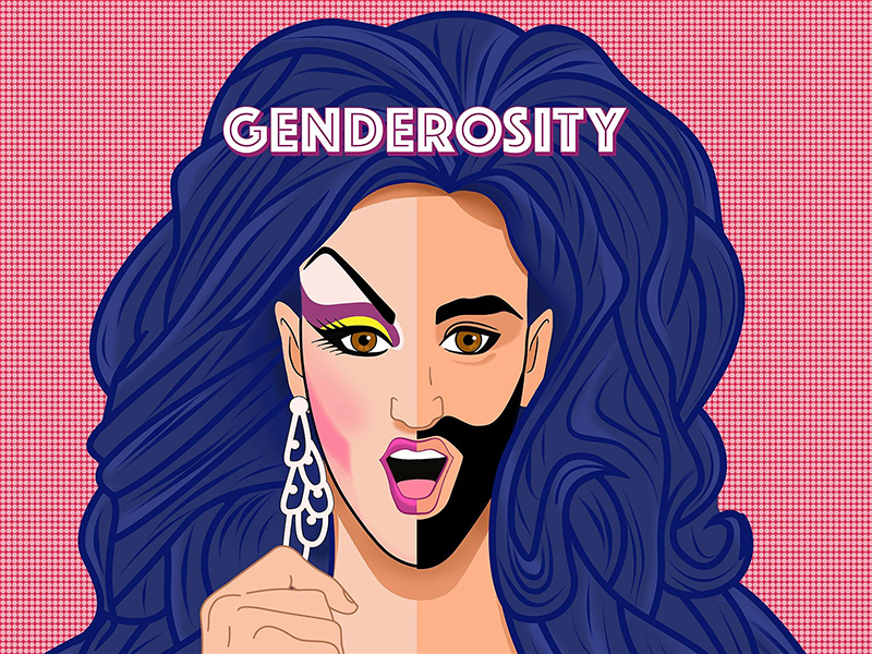 Genderosity play put on by the Gay Men's Chorus of Washington DC