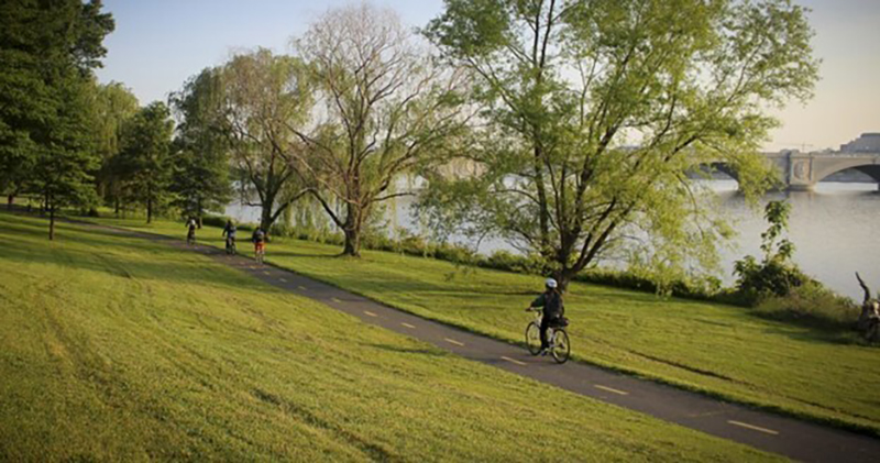 Mount Vernon Biking Trail