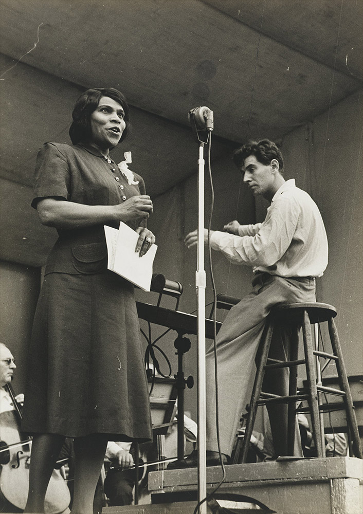 'One Life: Marian Anderson' exhibit at National Portrait Gallery from June 28, 2019 to May 17, 2020
