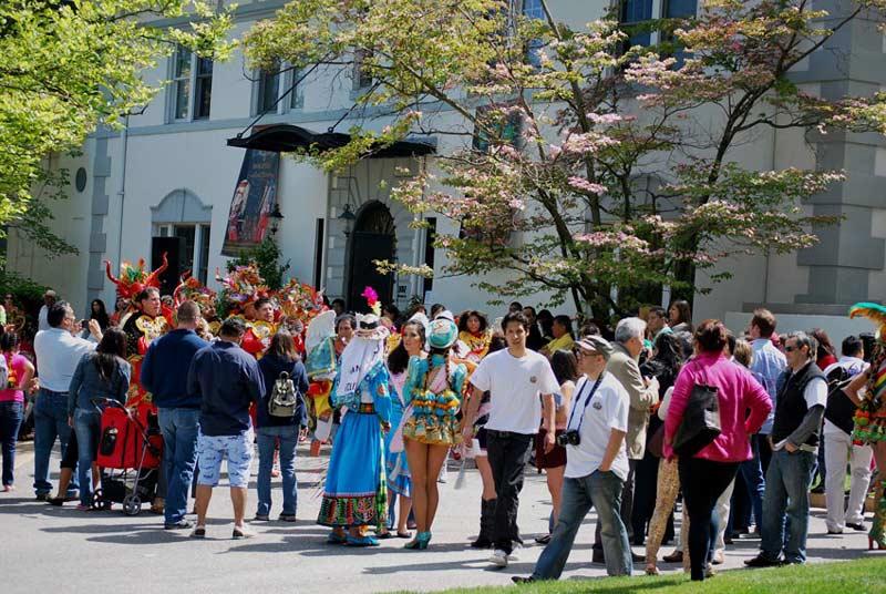 Passport DC - Tour Botschaften in Washington, DC - Aktivitäten in diesem Frühjahr