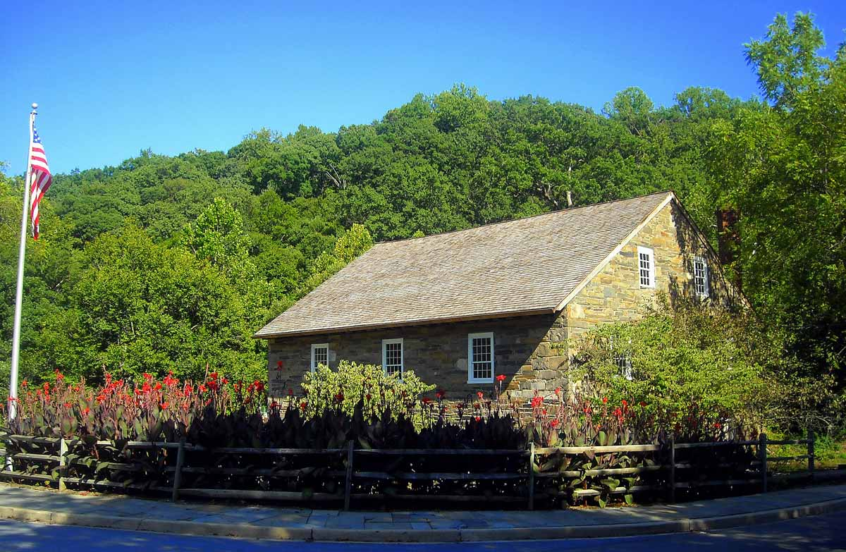 Peirce Mill in Rock Creek Park - Historic Sites in Washington DC