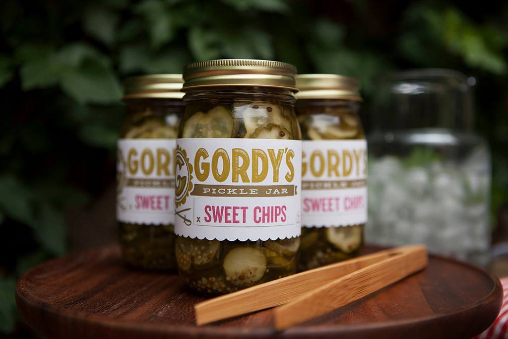 Pickles from Gordy's Pickle Jar - Local made in DC business