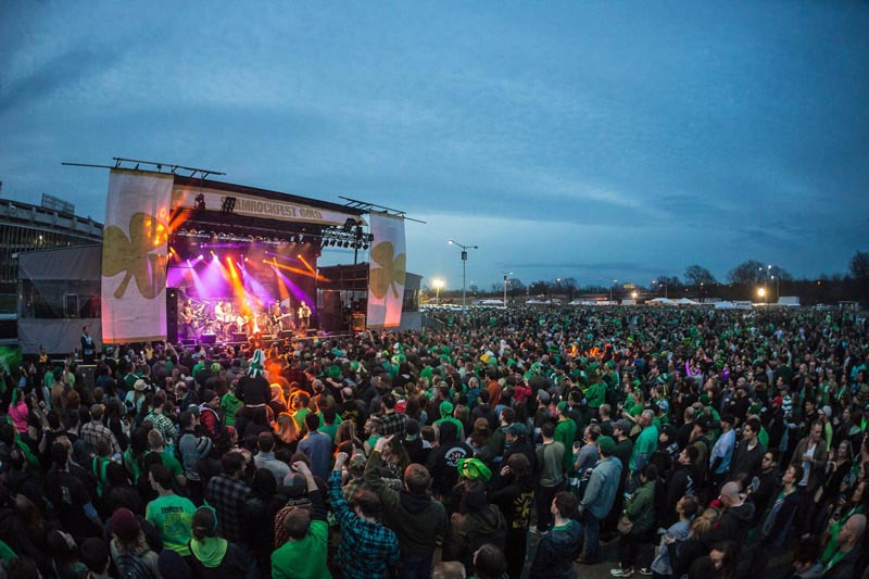 ShamrockFest - St. Paddy's Day Festival in Washington, DC