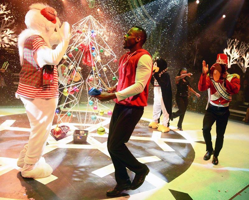 Step Afrika!'s Magical Musical Holiday Step Show - Holiday-Themed Performance in Washington, DC