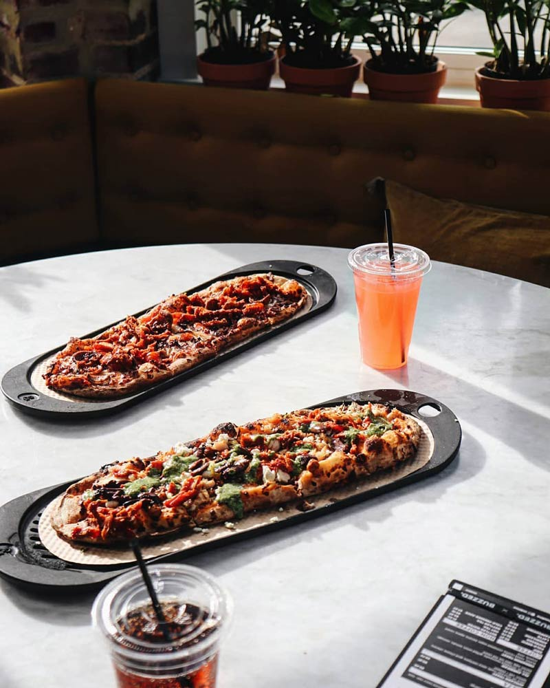 @rohinimm - Pizzas from &pizza - Affordable pizza in Washington, DC