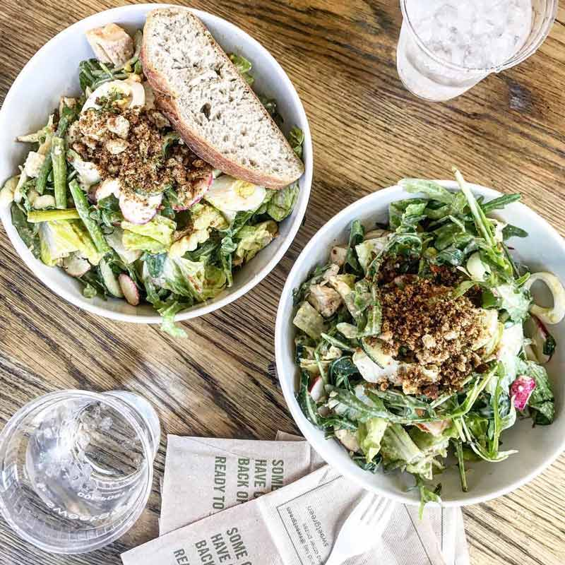 @loudmouthcreative - Sweetgreen salads in Washington, DC - Budget-friendly, fast-casual places to eat in DC