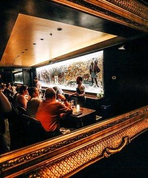 Columbia Room - Derek Brown Cocktail Bar en Washington, DC - Mejor bar de cócteles estadounidense