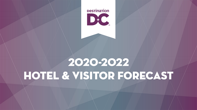 Hotel & Visitor Forecast 2020 - 2022