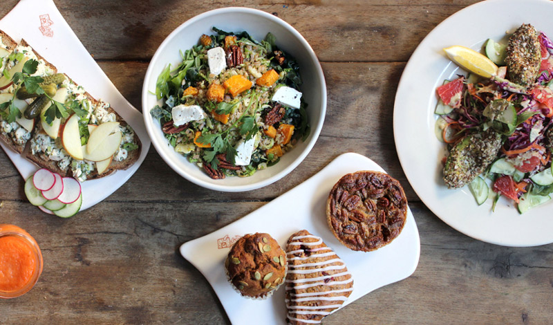 Le Pain Quotidien - Affordable Dining in Washington, DC