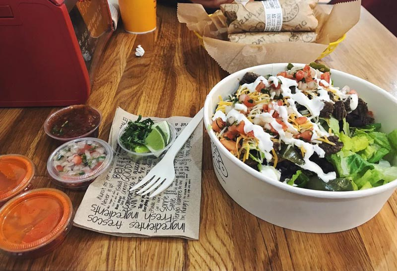 @you_are_what_you_eat____ - District Taco Mexican food - Fast-casual, affordable restaurants in Washington, DC