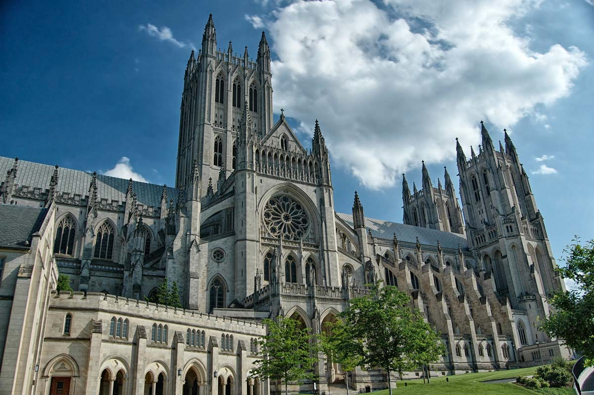 Washington National Cathedral Rings Its Bells 500 Times for 500,000 Coronavirus Victims
