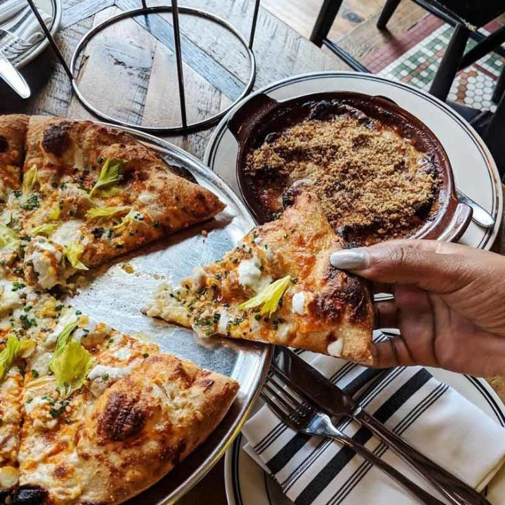 @allpurposeshaw - Pizza from All-Purpose Pizzeria in Shaw - Washington, DC's best pizza spots