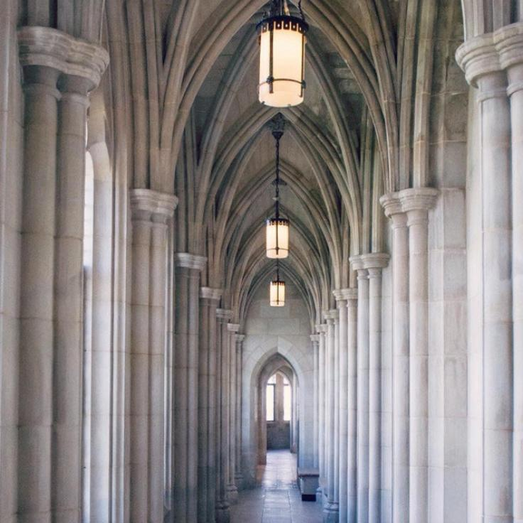@archidesign_photo - Hallway at Washington National Cathedral in Upper Northwest - Things to Do in Washington, DC