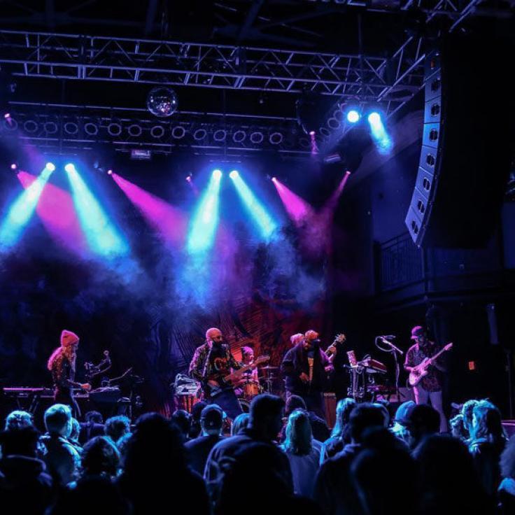 @bandoftomorrow - Concierto en el histórico Club 9:30 - Salas de conciertos en Washington, DC -