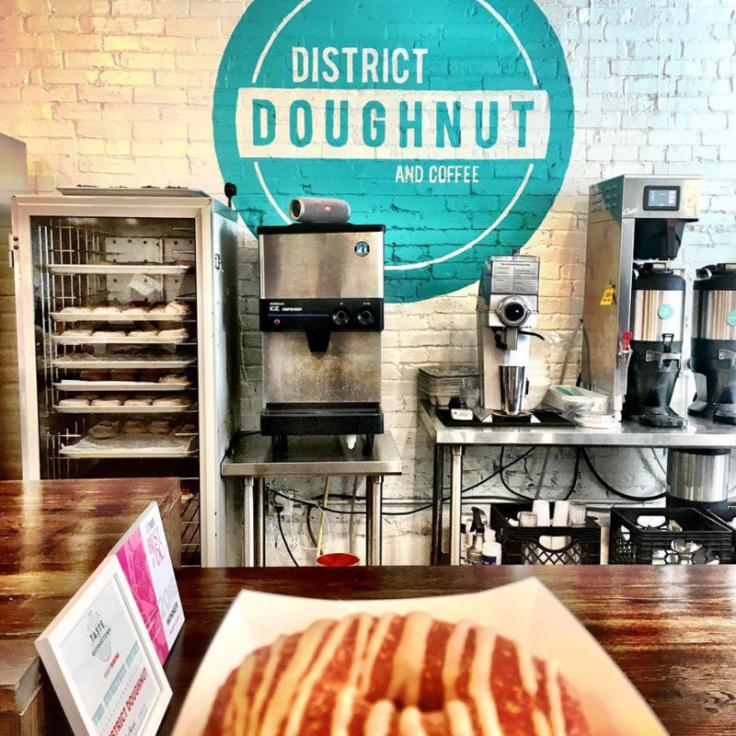 @brittmichele15 - District Doughnut - Places to Eat in Washington, DC