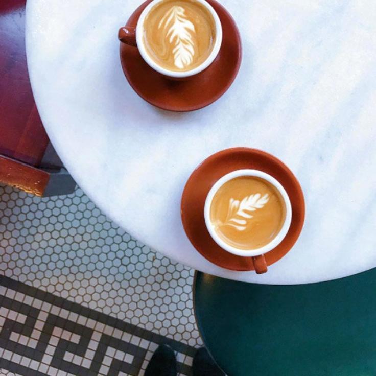 @fleurishing - Dolcezza en 14th Street en Logan Circle - Cafeterías en Washington, DC
