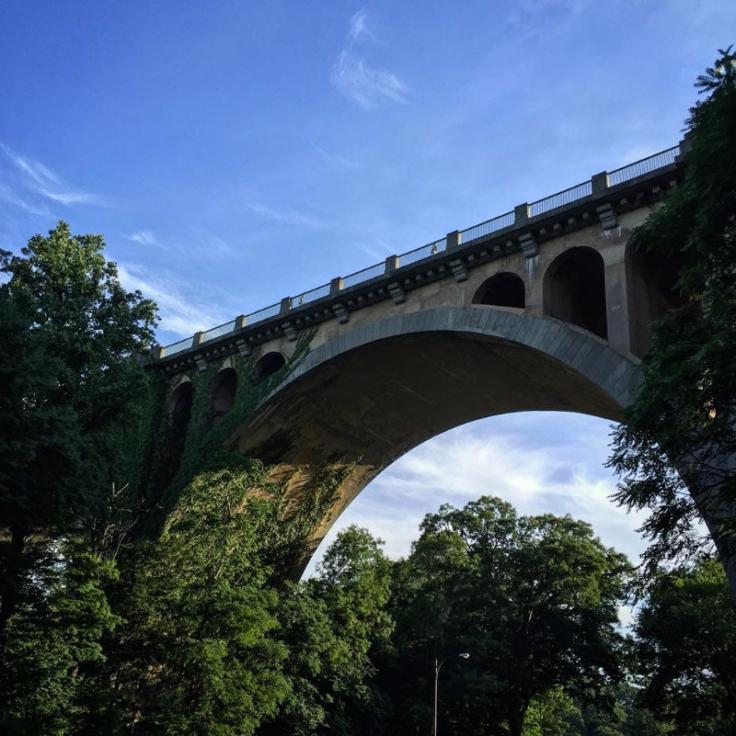 @jennandjuice - Puente sobre Rock Creek Park hasta Woodley Park - Vecindarios en Washington, DC