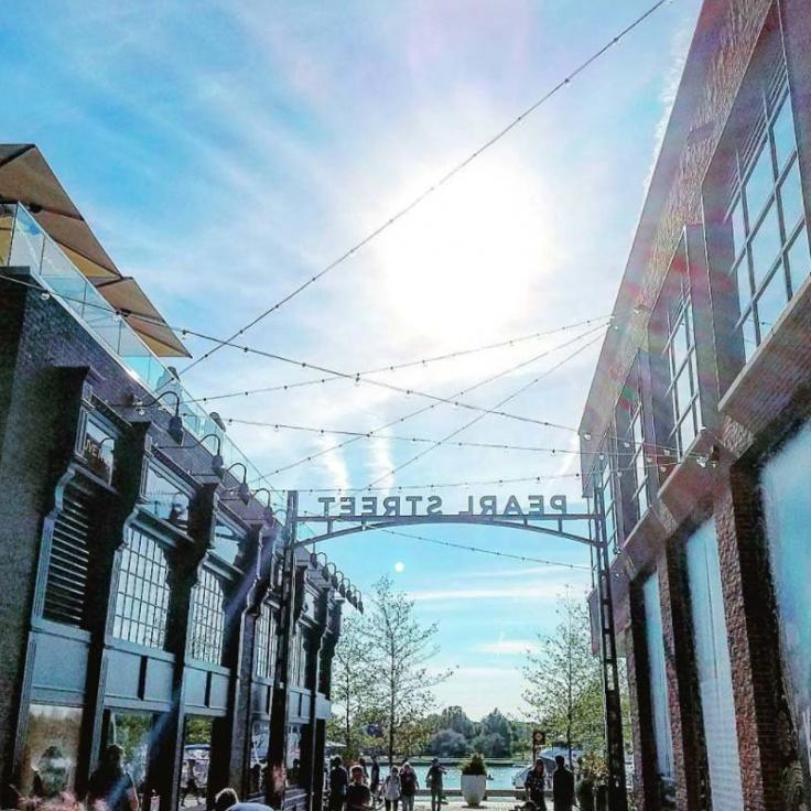 @jjjenningsdc - Visitantes de The Wharf en el Southwest Waterfront - Lugares para comer y comprar en Washington, DC