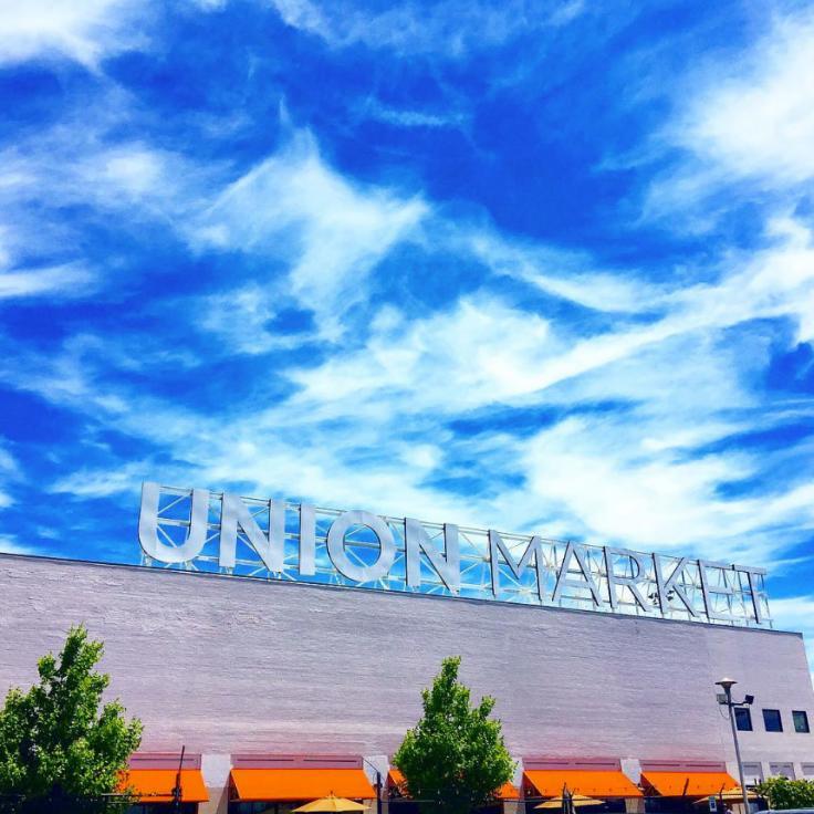 @junebugdesignsltd - Entrada principal en Union Market en NoMa - Cosas que hacer en Washington, DC