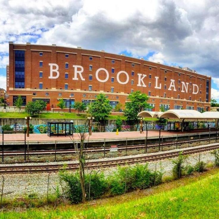 @kubertsmith - Brookland ArtsWalk von der Metrostation - Nachbarschaften in Washington, DC