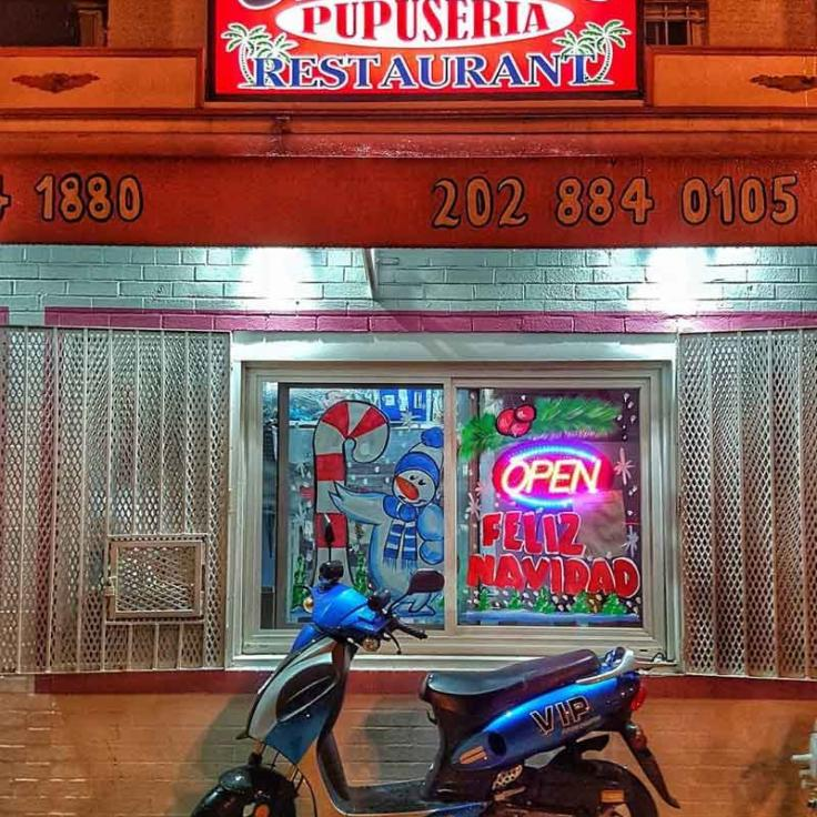 @missmeganash - Gloria's Pupuseria in Mount Pleasant - Die besten Restaurants in Washington, DC