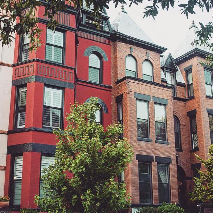 @sicardphoto - Casas en el noroeste de DC