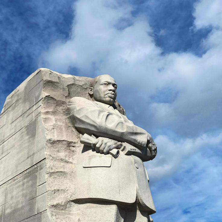 MLK Jr. Gedenkstätte