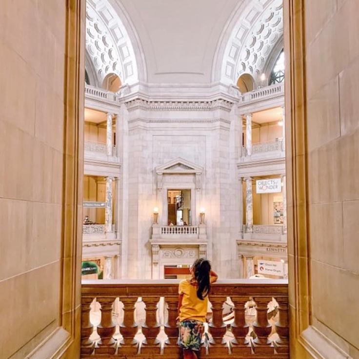 @skylar_arias_adventures - Museo de Historia Nacional Smithsonian
