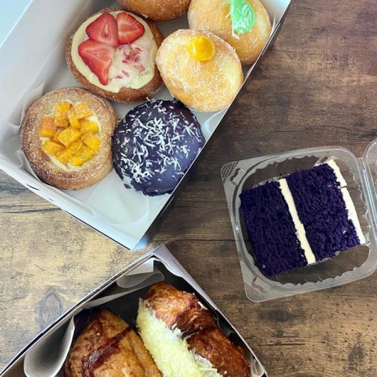 @ foodie.feaster - Panadería Rose Avenue