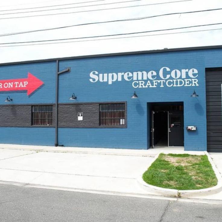 Sidra de sidra Supreme Core en Ivy City