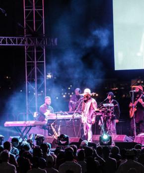 DC Jazz Festival - Sommermusikfestival mit kostenlosen Konzerten in Washington, DC