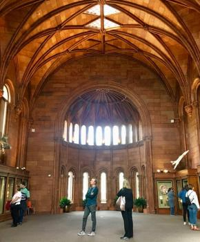 Smithsonian Castle on the National Mall - Free Museum in Washington, DC
