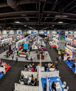 IPW-Messefläche - IPW 2017 in Washington, DC