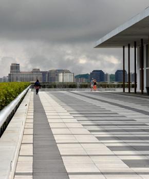 Terraza del Kennedy Center - Washington, DC