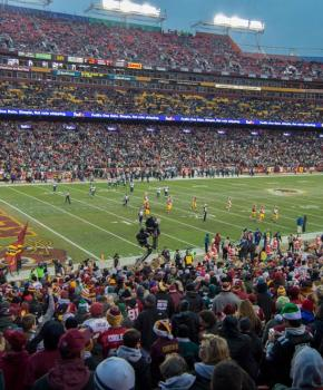 Washington Redskins - FedEx Field
