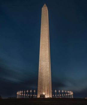 @wandering.photon - Washington Monument on the National Mall - Washington, DC