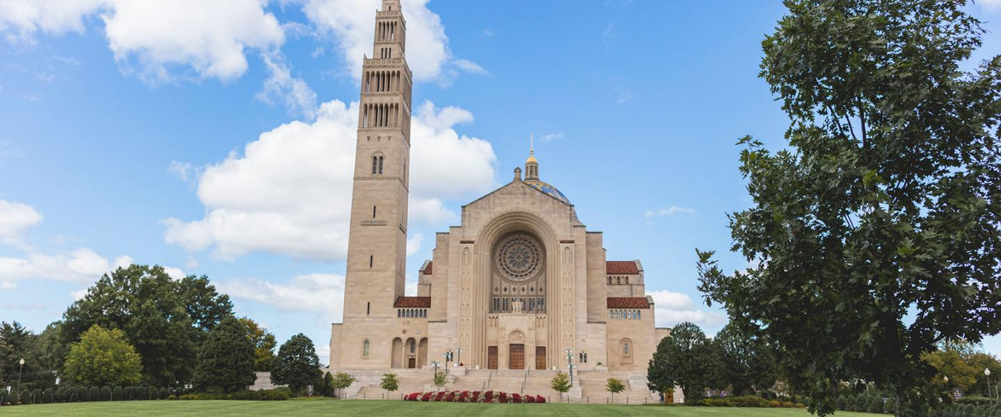 Basilica of National Shrine of the Immaculate Conception